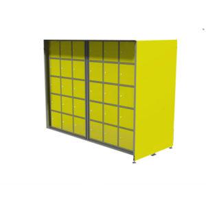 consigne casier plage night box