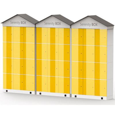 consigne casier plage slim box